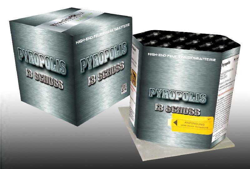 Blackboxx Pyropolis