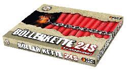 Böllerkette 24 Schuss