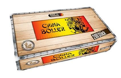 Lesli China Böller