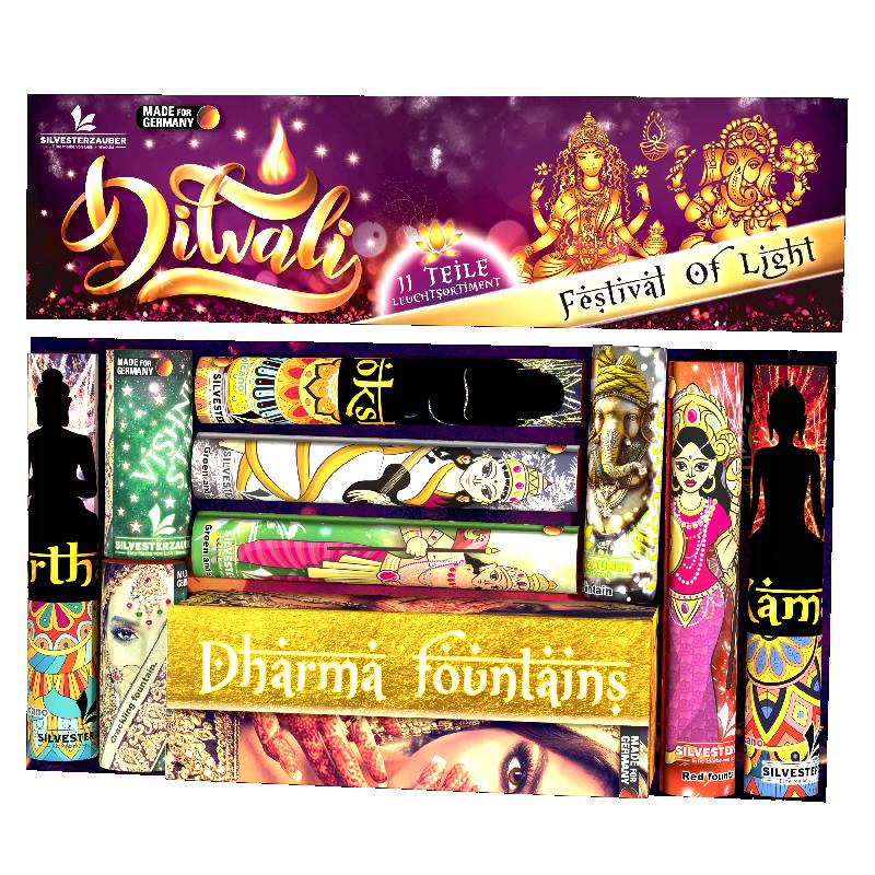 Lesli Diwali-Festival of Lights