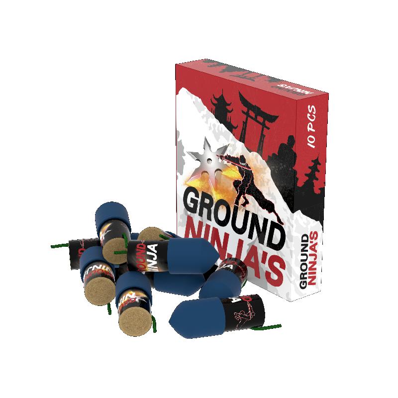 Lesli Ground Ninjas