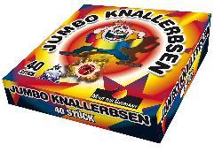 Jumbo Knallerbsen 40er Box