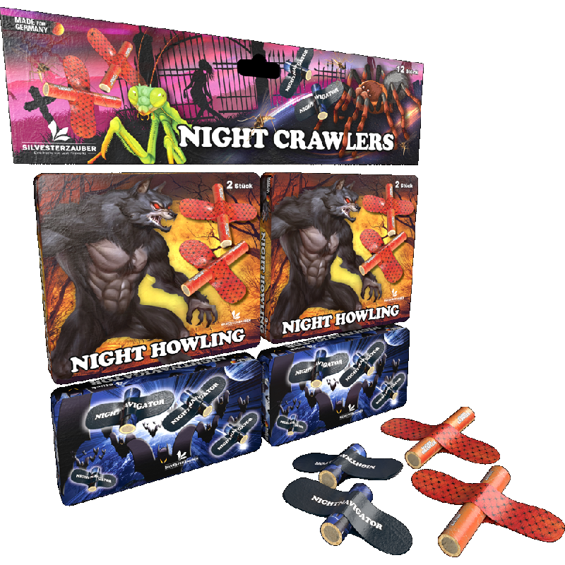 Lesli Night Crawler