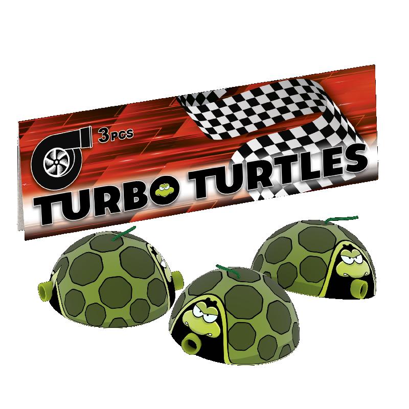 Lesli Turbo Turtles