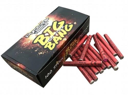 Pyrotrade Big Bang Reibkopfknaller 100 Stck.