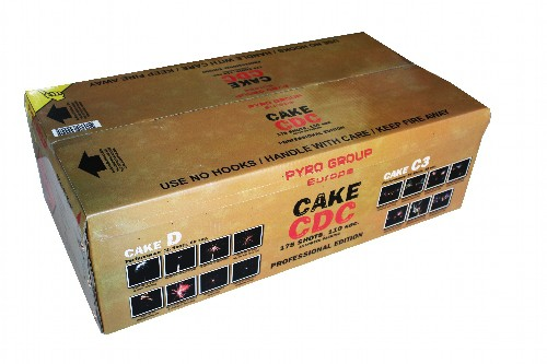 Pyrotrade Cake CDC