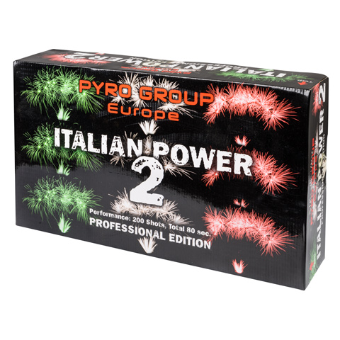 Pyrotrade Italian Power 2