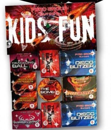 Pyrotrade Kids Fun