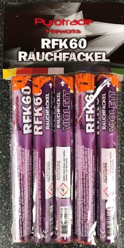 RFK 60 violett