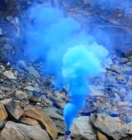 RTZ 90 Blau