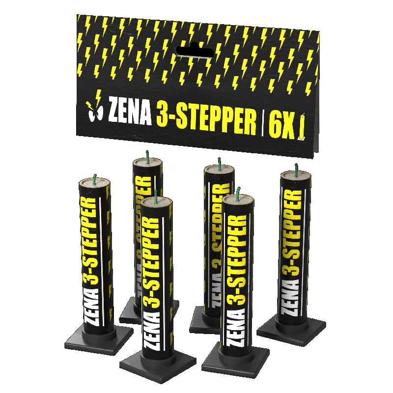Zena 3 Stepper